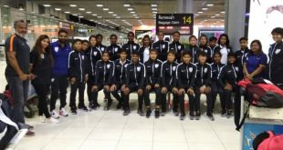 India U-19 Women land in Chonburi for AFC U-19 Women's Championship qualifiers!