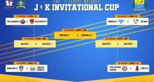 J&K Invitational Cup to be held in Srinagar!