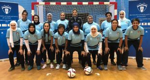 Great strides for women's futsal development in Kuwait!