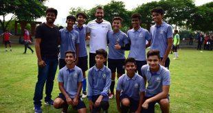 LaLiga Football Schools inaugurated in New Delhi!