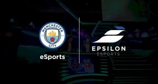Manchester City announce eSports collaboration with Epsilon!