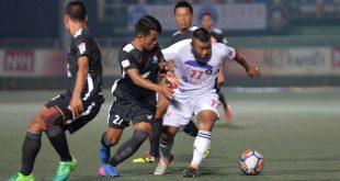MPL-7: Mizoram Police beat Chanmari FC to earn consecutive victories!