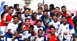 Bengaluru FC 'B' beat MEG to lift Puttaiah Memorial Cup!