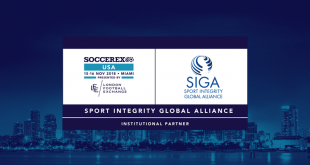 Soccerex to partner with SIGA for future Soccerex events!