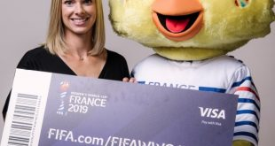 Individual 2019 FIFA Women's World Cup match ticket sales opening exclusively for Visa cardholders!