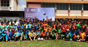 AFC-UNHCR programme concludes with mini football carnival!