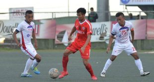MPL-7: Aizawl FC win dents Mizoram Police hopes!