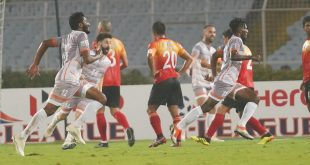 East Bengal suffer surprise I-League home loss to Chennai City FC!