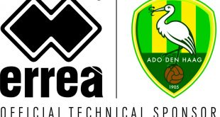 Errea Sport & ADO Den Haag to work together until 2024!