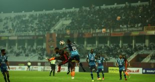Rajesh powers Gokulam Kerala FC to win over I-League champions Minerva Punjab FC!