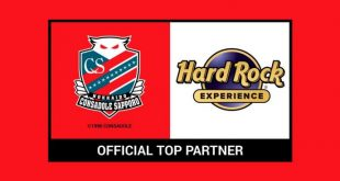Hard Rock & Hokkaido Consadole Sapporo announce top partner sponsorship!