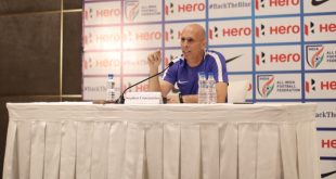 India coach Constantine: Need to play teams like Jordan leading upto AFC Asian Cup!