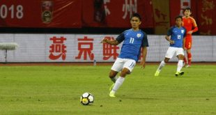 Injury rules out India captain Sunil Chhetri from Jordan friendly!