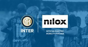 Nilox signs a three-year agreement extension with Inter Milan!