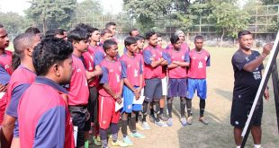 Jamshedpur FC began their second Grassroots Workshop yesterday!