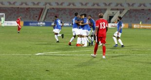 Depleted India put up fight in 1-2 loss to Jordan!