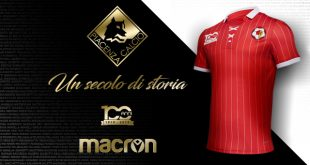Piacenza Calcio & Macron present the centenary shirt!