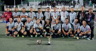 South Zone are champions of Mizoram FA Veteran League!
