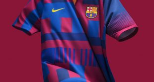 FC Barcelona and Nike Mark 20th Anniversary in Style!