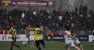 Mohun Bagan take on Real Kashmir FC in an I-League mid-table clash!