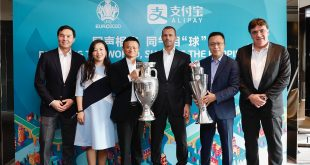 Alipay signs long-term deal to become UEFA national team football sponsor!