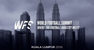 Malaysia to host World Football Summit Asia in April 2019!