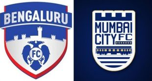 Bengaluru FC & Mumbai City FC share spoils at the Fortress!