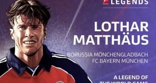 VIDEO – Manorama News: An interview with Germany legend Lothar Matthäus!