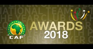 Shortlists for latest CAF Awards 2018 revealed!