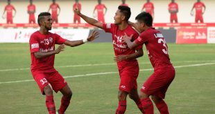 Churchill Brothers register impressive 4-1 win against Aizawl FC!