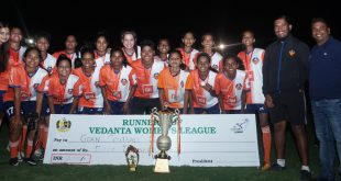 FC Goa Women's program gets off to a flying start!