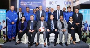 FIFA Technical Directors Workshop kicks-off in Mumbai!