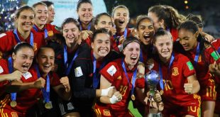 Spain are the new FIFA U-17 Women's World Cup champions!