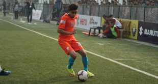Playing in I-League is like playing in a different universe altogether, feels U-16 youngster Vikram!