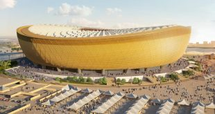 Qatar unveils spectacular design for Lusail Stadium!