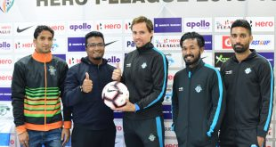 Champions Minerva Punjab FC face I-League leaders Chennai City FC!