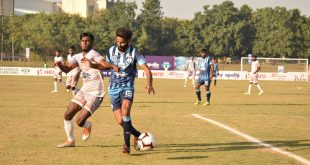 Chennai City FC maintain unbeaten run against Minerva Punjab FC!