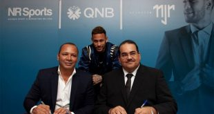 QNB announces Neymar Jr as Global Brand Ambassador!