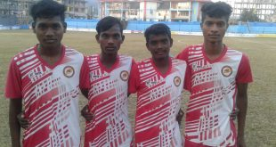 Odisha beat Jharkhand to reach Sub-Junior Boys final!
