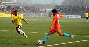 Indian Arrows host Aizawl FC for I-League match in Cuttack!