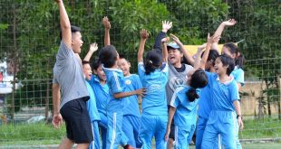SCORT young coaches program serving local communities in Vietnam!