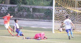 Victorino stars in Sporting Clube de Goa's 8-1 win!