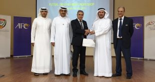 UAE to take club futsal development to the next level!