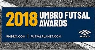 Celebrating Futsal: The UMBRO Futsal Awards 2018!