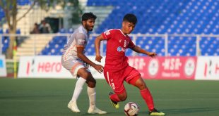 Relegation-threatened Aizawl FC up against rampaging Chennai City FC in Coimbatore!