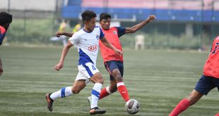 Bengaluru FC B score big 4-0 win at ARA FC in Ahmedabad!