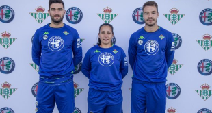 Alfa Romeo renews as official vehicle partner of Real Betis!