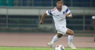 Lallianzuala Chhangte awaits Delhi Dynamos okay for Viking Stavanger trial!