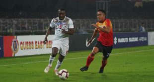 How has Indian football grown over the past few years?