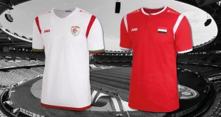 JAKO launch 2019 AFC Asian Cup kits of Syria and Oman!